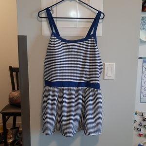 Printed Textured Swim Dress **25% OFF 5+ items**